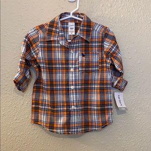 Baby/Toddler Dress Shirt